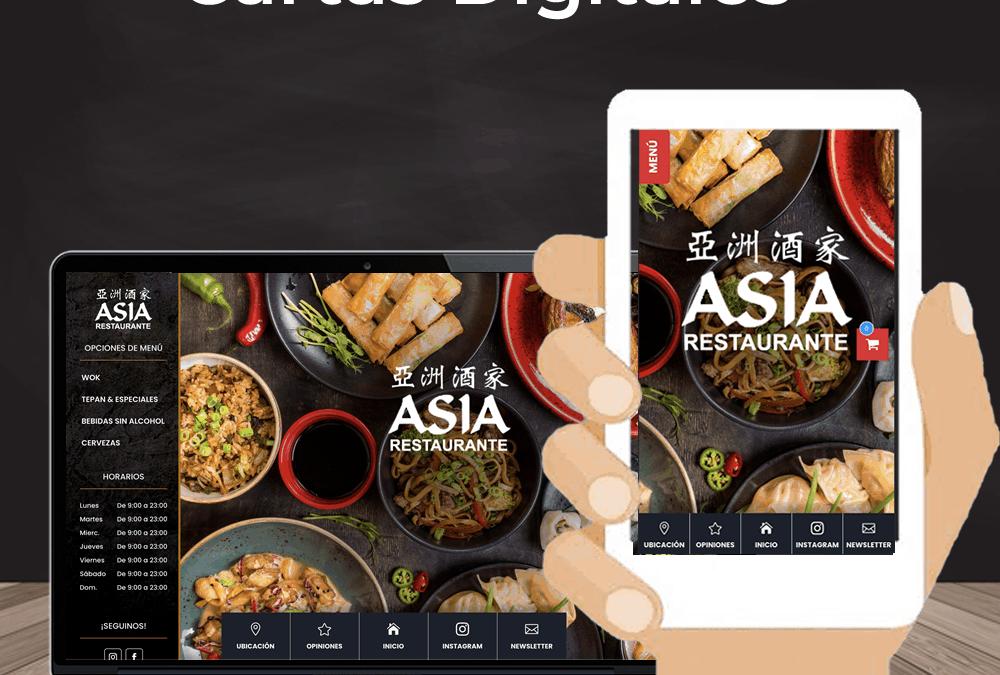 Asiática / Vegetariana (CD19)